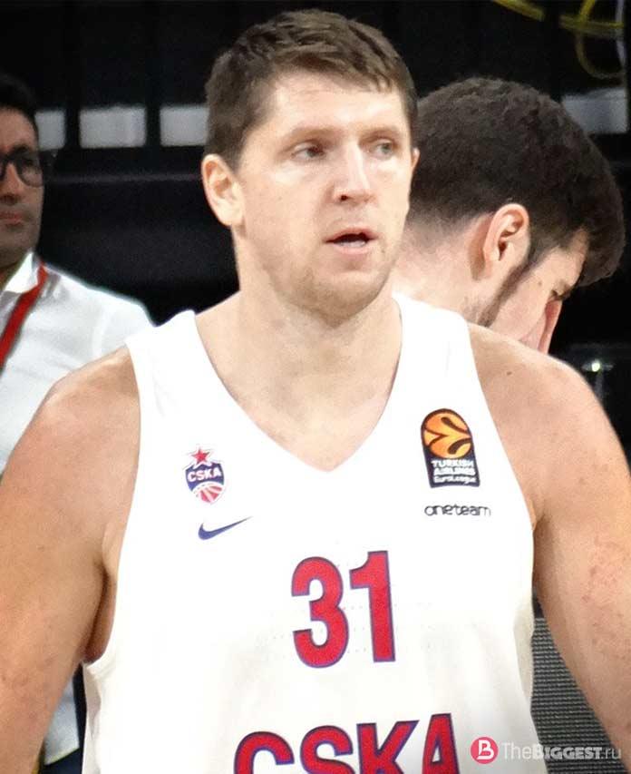Лучшие российские баскетболисты в истории НБА: Виктор Хряпа. CC0