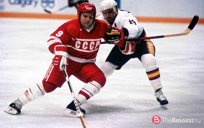 Российские хоккеисты НХЛ: Владимир Крутов