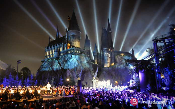 Волшебный мир «Гарри Поттера»