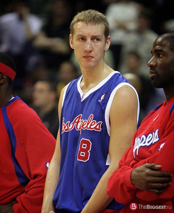 Лучшие российские баскетболисты в истории НБА: Ярослав Королёв