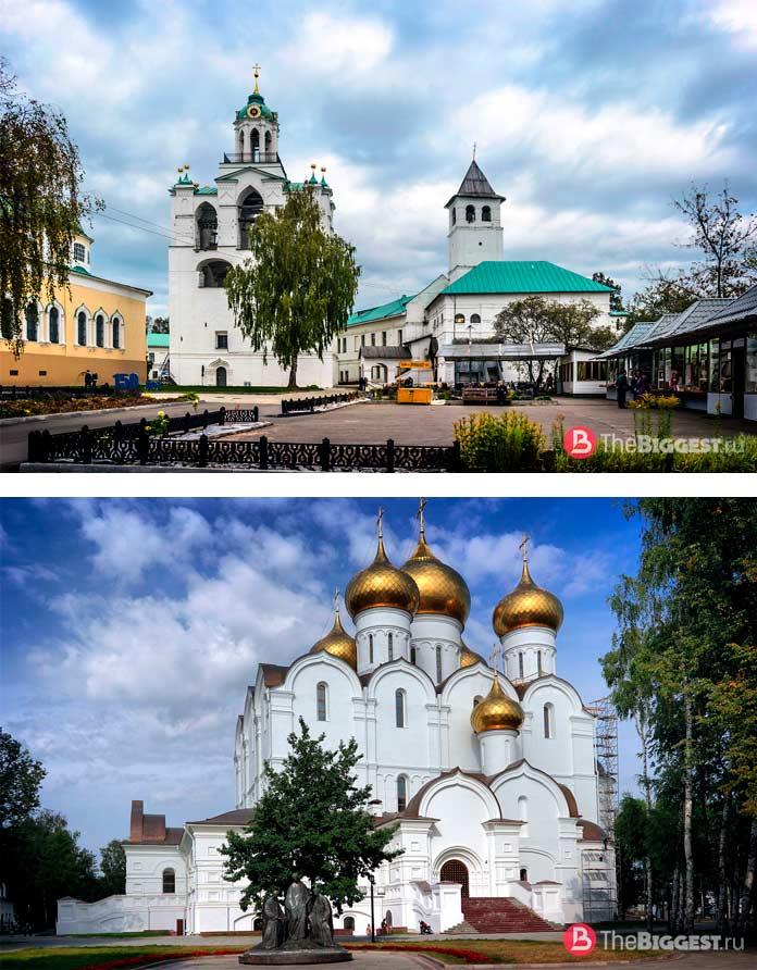 объекты ЮНЕСКО в России: Ярославль. СС0