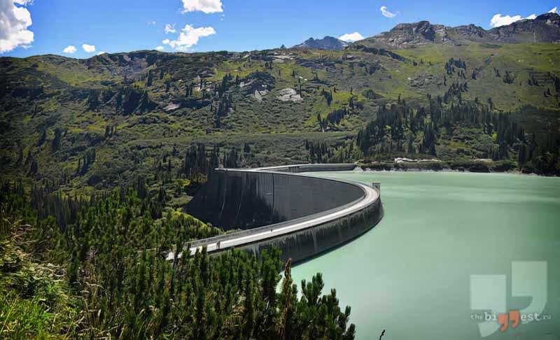 Самые большие ГЭС в мире. CC0