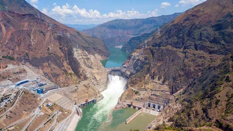 Wudongde Dam
