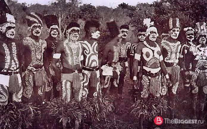 люди племени Дамин иеют один из самых необычных языков в мире