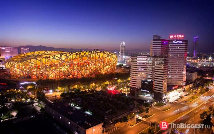 Пекин - один из самых богатых городов Китая. СС0