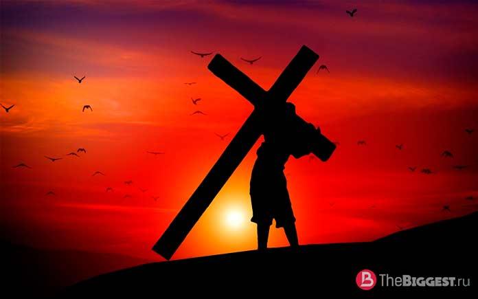Жестокие религиозные обряды: Праведное умерщвление. СС0