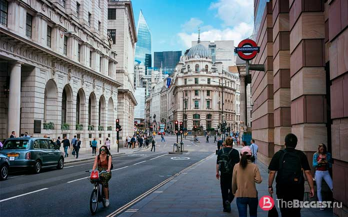 Лондонский Сити. CC0