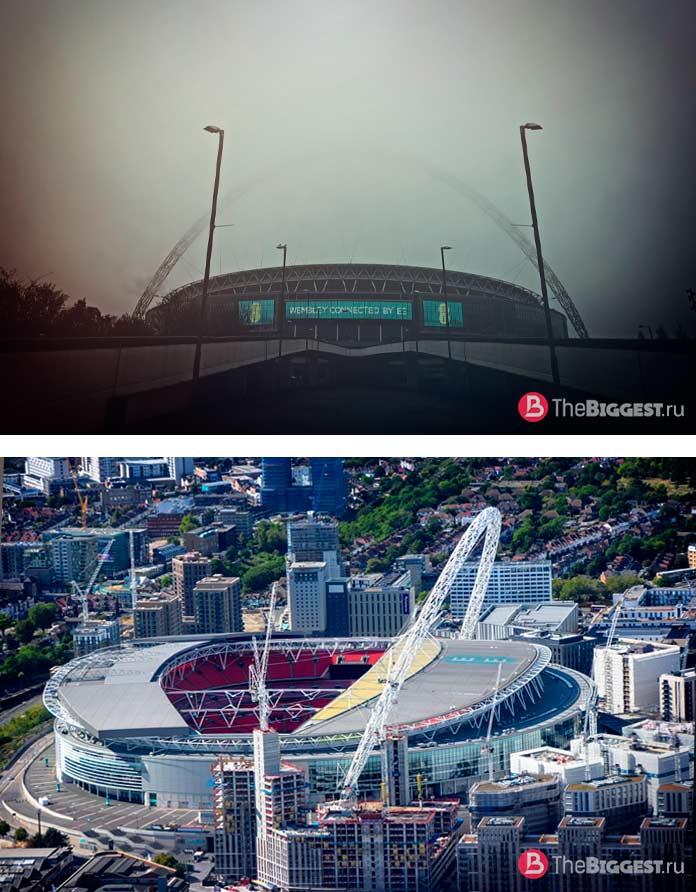 Стадион УЭМБЛИ. CC0
