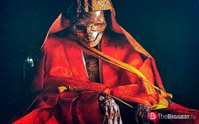 Необычные религиозные обряды: Живые мумии