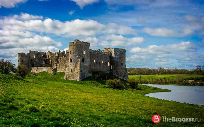 Замок Карью. CC0