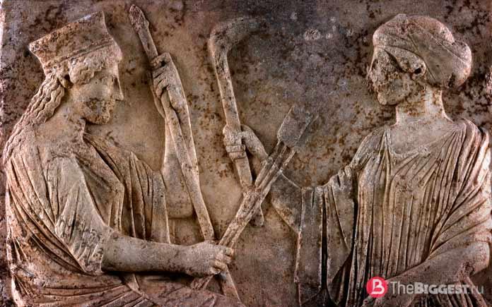 10 тайн античной Греции: Секреты Элевсинских таинств