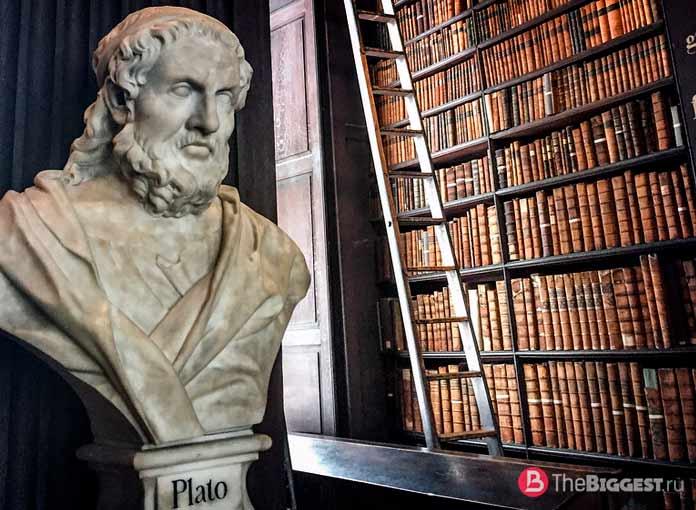 10 тайн античной Греции: Тайна трилогии Платона. СС0