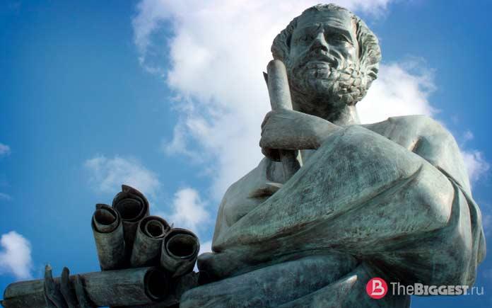 10 тайн античной Греции: Утраченный трактат Аристотеля