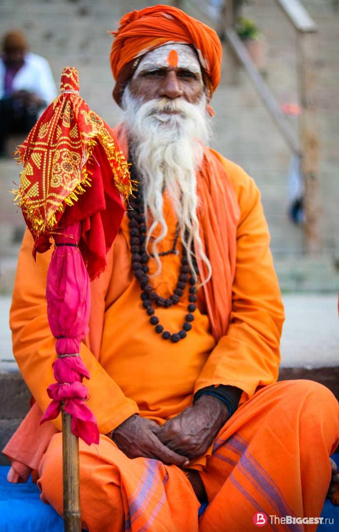 Очень интересные религии: Агхори. CC0