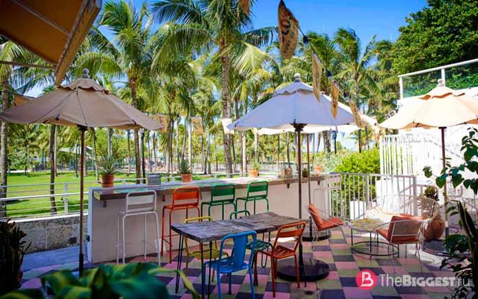 Lolos Cantina in Miami - один из самых «инстаграммных» ресторанов Америки