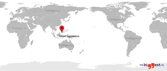 Море Сулавеси