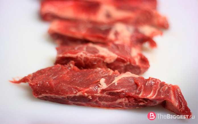 Свежее мясо. CC0
