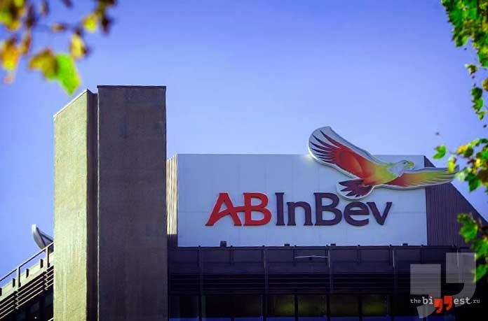 Крупнейшие пивоваренные компании: AB InBev. Бельгия