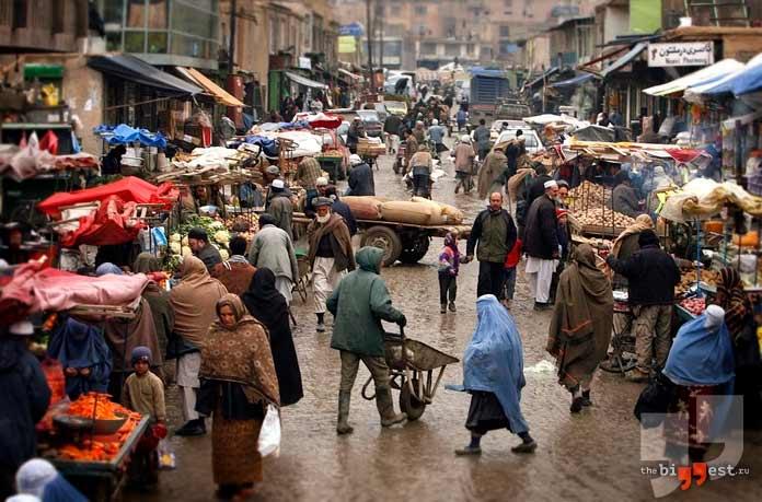 Афганистан. СС0