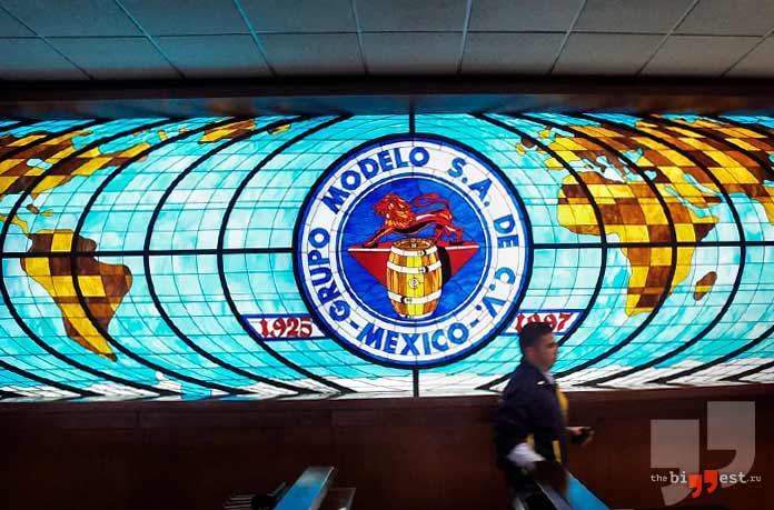 Grupo Modelo. Мексика