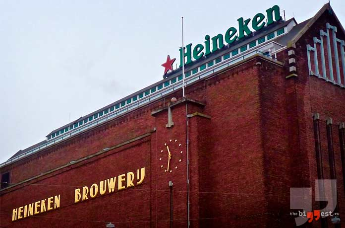 Heineken. Нидерланды. СС0