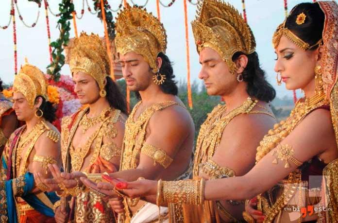 Индийский мужской гарем