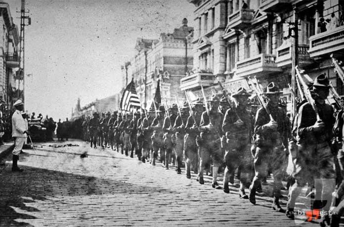 Интервенция 1918