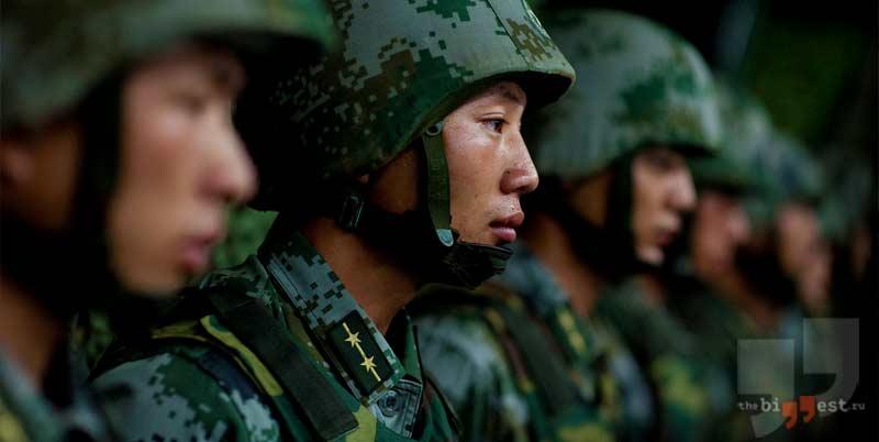 Армия Китая сс0