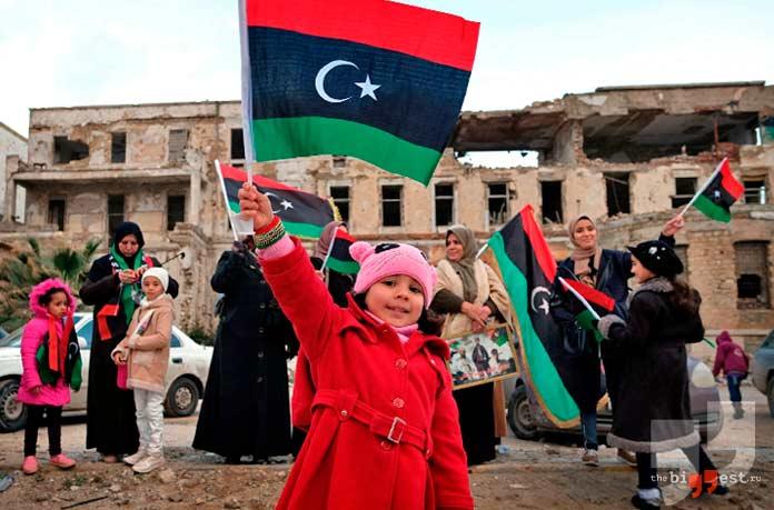Ливия - одна из самых закрытых стран мира