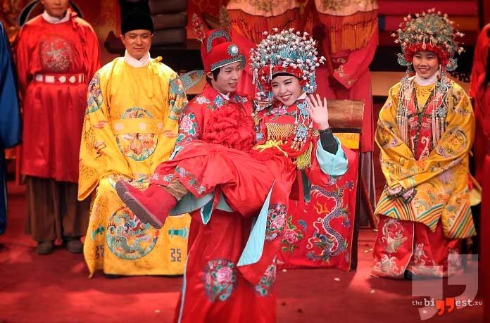 Полиандрические браки в Китае