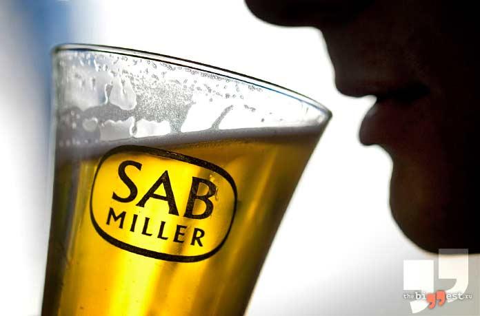 SABMiller. Великобритания