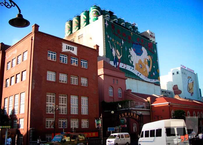Большие пивоваренные компании: Tsingtao Brewery Group