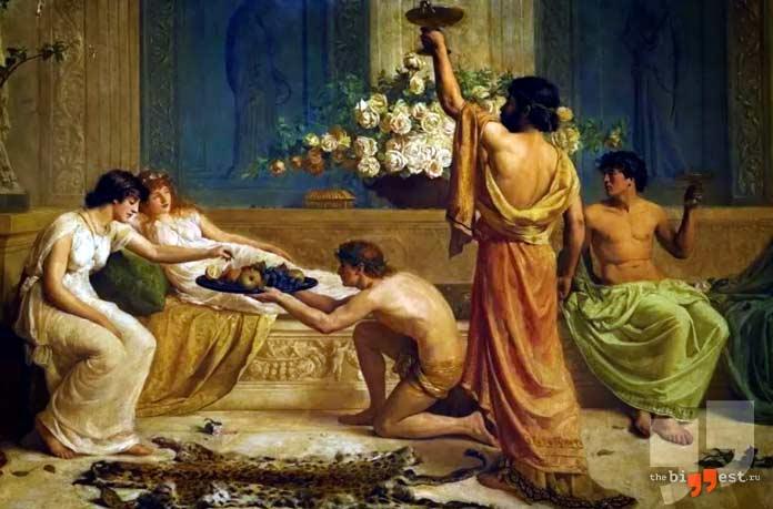 Многомужество в Древнем Риме