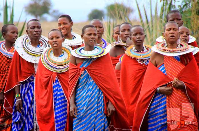 В Кении разрешено многомужество