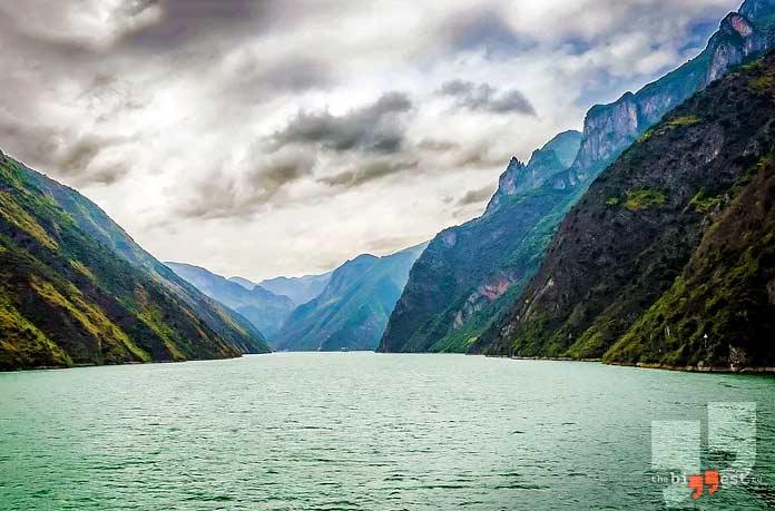 Самые глубокие реки мира: Янцзы. СС0