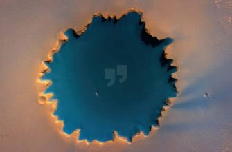 Самые большие кратеры планеты. CC0