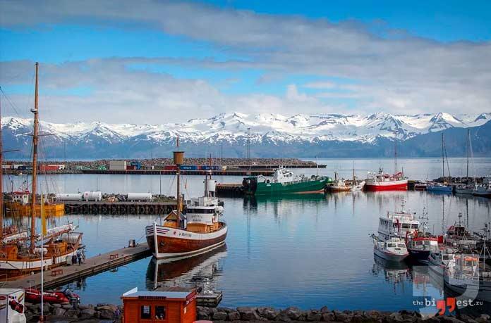 Исландия. СС0