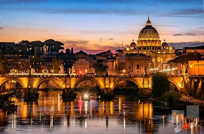 Италия. СС0
