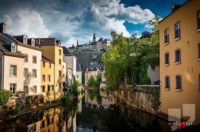 Люксембург. СС0