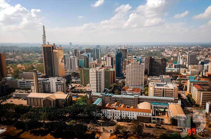 Найроби. СС0