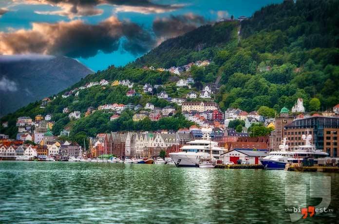 Норвегия. СС0