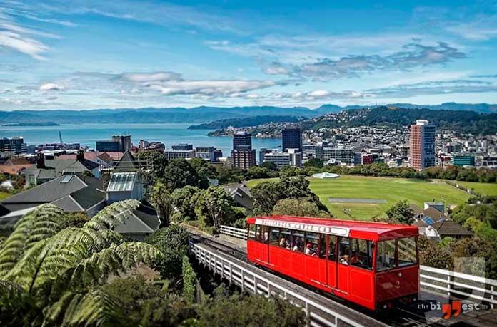 Новая Зеландия. СС0