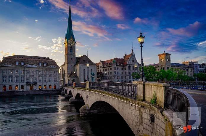 Швейцария. СС0