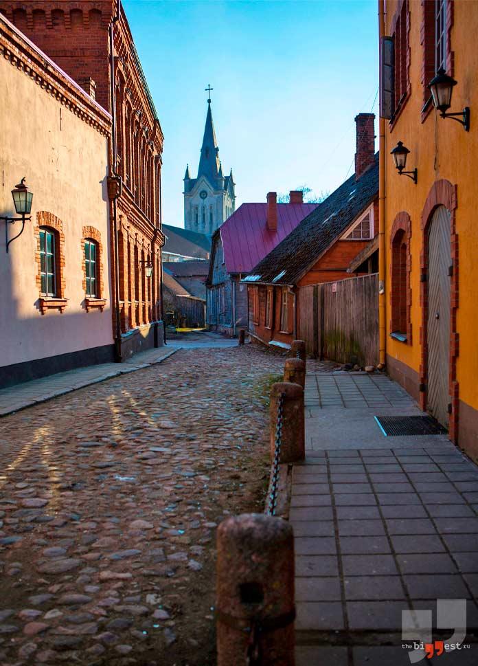 Очень красивые города Латвии: Цесис