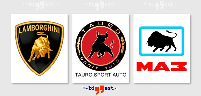 Лого с быком