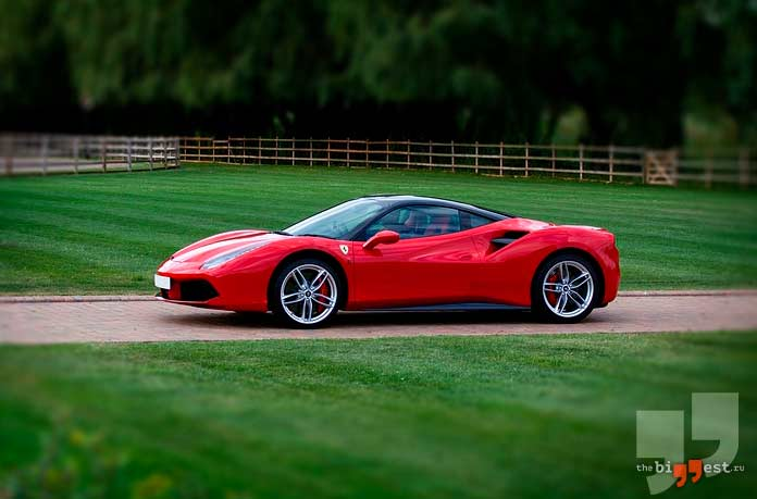 Самые дорогие автомобили «Ferrari». CC0