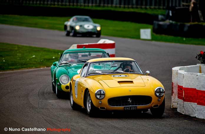 Ferrari 250 GT «Berlinetta Competizione SWB»