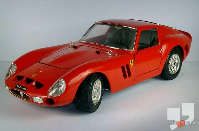 Ferrari 250 GTO. CC0