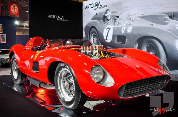 самые дорогие автомобили Ferrari: model 335 «Sport Scaglietti»