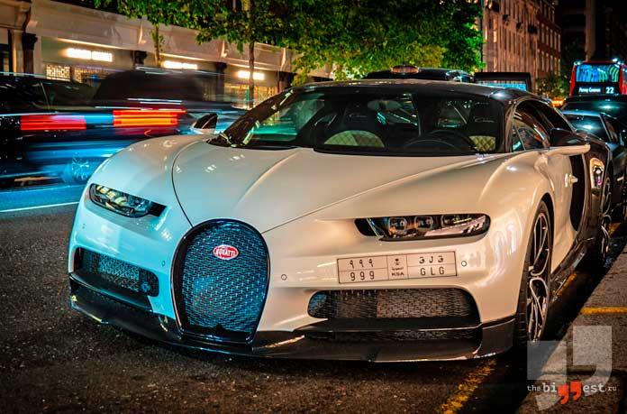 Bugatti Chiron. CC0